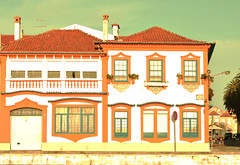 Aveiro (Nathan McClatchey) Tags: travel house portugal architecture design nikon october aveiro d5100