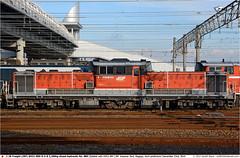 JRF_DD51-889GB_231214 (Catcliffe Demon) Tags: japan railways aichiprefecture b2b jrf diesellocomotive jrfreight dieselhydraulic dd51 jr japanrailimages2014