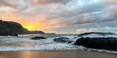 nov_9-25 (Chuck 55) Tags: sunset hawaii unitedstates kauai lumahaibeach kauaibeaches