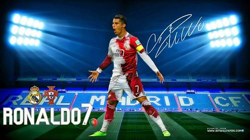 Cristiano Ronaldo Cr7 Real Madrid Kit 2015 Hd Wallpaper Stylish Hd Wallpapers A Photo On Flickriver