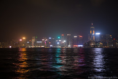 Hong Kong waterfront (krlem) Tags: skyline canon hongkong waterfront skyscrapers kowloon hongkongisland 6d canon6d