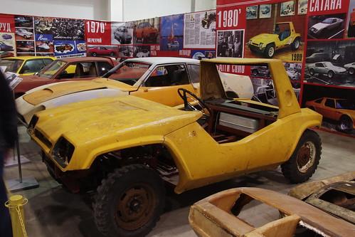 1980 Багги Соло Самодельный автомобиль 20110917_111