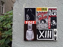 - (txmx 2) Tags: streetart tile hamburg rolf xiii sladge toiz ignorethetagsonwhitetheyarefromastupidflickrrobot