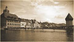 Luzern Lake (La Fan Photography) Tags: lake luzern