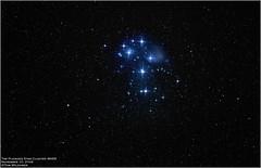 The Pleiades Cluster M45 (The Dark Side Observatory) Tags: november night canon stars timelapse open cluster gas astrophotography m45 astronomy nightsky dust opencluster messier taurus cosmos constellation pleiades cosmology 6d astronomer 2014 400mm canon6d astrometrydotnet:status=solved pleiadesstarcluster ioptron tomwildoner zeq25gt astrometrydotnet:id=nova883715
