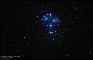 The Pleiades Cluster M45