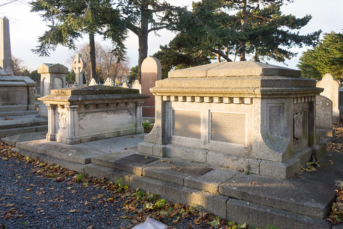 Mount Jerome Cemetery & Crematorium is situated in Harold's Cross Ref-100452