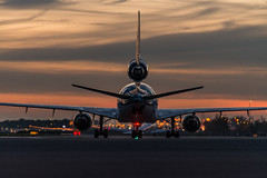 Brandweer 5 (coopertje) Tags: amsterdam aircraft thenetherlands klm douglas schiphol md11 mcdonnelldouglas royaldutchairlines amsterdamairport