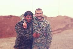 Parzvan U Pshmergn Qaremann Kurdistan (Kurdistan Photo ) Tags: holy land   the barzani peshmerga  peshmerge                 barzan