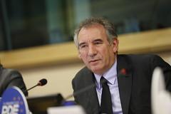 EDP co-President Franois Bayrou (PDE-EDP) Tags: bayrou