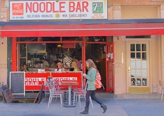 newyork restaurant noodlebar greenwichvillage streetsofnewyork streetsofny everyblock deliciousnoodles