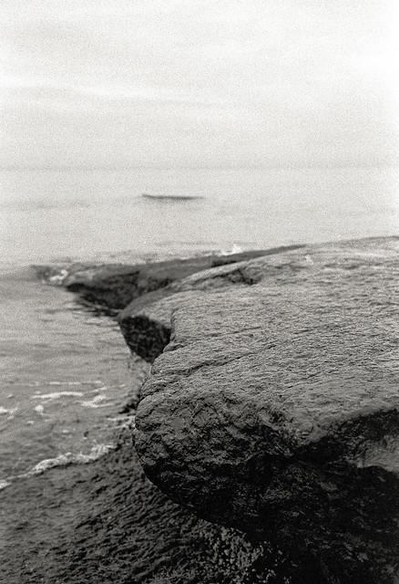 Grainy Cliff