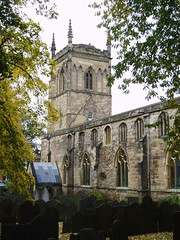 St Mary de Castro, Leicester (Aidan McRae Thomson) Tags: church leicestershire leicester stmarydecastro