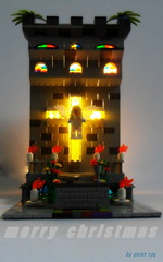 lego angel (peter-ray) Tags: christmas brick angel lego bricks mini figure angelo figures diorama minifigure cherubin