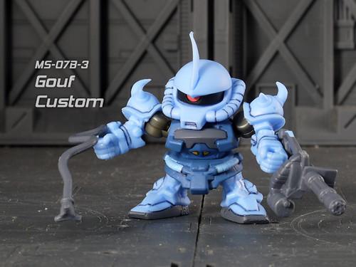 Gouf Custom