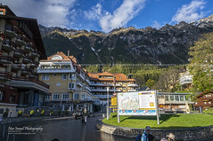 Wengen, Jungfrau Region (Nur Ismail Photography) Tags: desktop wallpaper panorama house mountain snow ski alps cold tree green tourism beautiful beauty car weather rock train poster observation landscape photography switzerland high cool artwork cabin scenery europe long exposure european slow screensaver swiss hill picture rocky railway cable landmark visit icon tourist resort glacier clean foliage clear ridge valley visitor residential picturesque range iconic breathtaking slope exposed attraction jungfrau snowcap