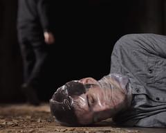 (seanmundy) Tags: art dark dead photography death montreal sean choke suffocate mundy blahhhhhhhhhhhhh
