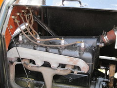 1914 Ford Model T Engine (dingo48) Tags: ford 1914 modelt woodstockfair brasscar