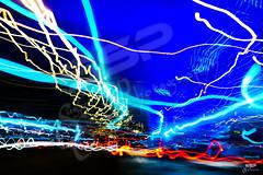 Lumires du temps / Timing Light on the night (zigmooo1) Tags: abstract lightening nuit lumires abstrait