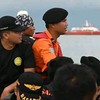 INDONESIA 95 %CERTAIN DEBRIS, BODIES FOUND IN FLOATING WATERS IN MISSING AIRASIA PLANE #QZ8501 SEARCH AREA IN THE PACIFIC OCEAN