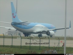 PH-TFA (northwest85) Tags: boeing runway cdg winglets scimitar taxiing arke 27r phtfa 737wl