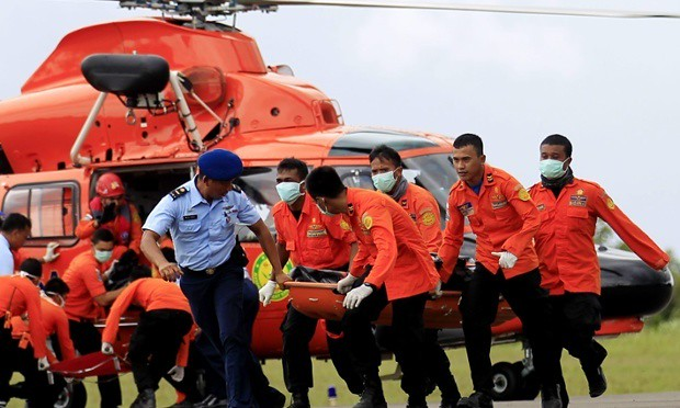 AirAsia Tragedy Victim Found Dead in Lifejacket