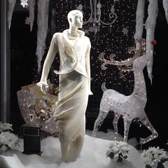 Winter Fantasy (MarSea) Tags: winter fashion holidays storefront sarasota winterwhite winterwonderland winterfashion starmandscircle