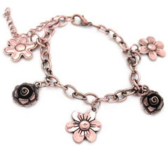 5th Avenue Copper Bracelet P9820A-5