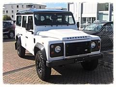 Land Rover Defender (v8dub) Tags: auto road terrain car wheel drive automobile all 4x4 4 automotive rover off voiture land british wd defender tout wagen pkw gelndewagen allrad worldcars