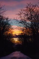 Sunset #colorsunset #notcolored #sunset