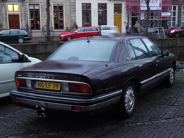 netherlands leiden buick nederland parkavenue 2014 sidecode5 hglf39