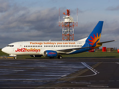 G-GDFO Boeing 737-3U3 (FlyingAnts) Tags: norwich boeing jet2 nwi egsh boeing7373u3 7373u3 jet2holidays ggdfo klmengineering