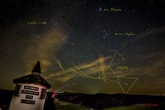 Leccin de Astronoma (Juan A. Bafalliu) Tags: estrellas astronoma hyades orin constelaciones plyades torreparedones