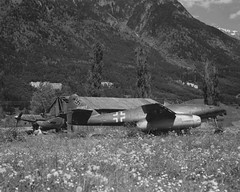 "Junkers Ju87 & Messerschmitt Me262 • <a style=""font-size:0.8em;"" href=""http://www.flickr.com/photos/81723459@N04/16160004299/"" target=""_blank"">View on Flickr</a>"