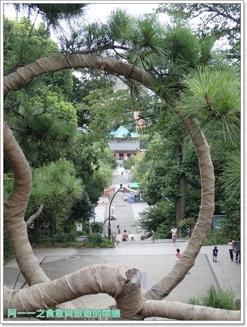 東京自助旅遊上野公園不忍池下町風俗資料館image037