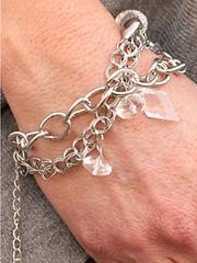 5th Avenue White Bracelet K1 P9409A-5