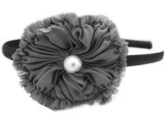 5th Avenue Silver Headbands K1 P6210A-2