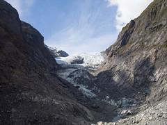 321 - Zoom sur Franz Josef Glacier