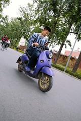 Unsafe (Crossing China) Tags: beijing tiananmensquare tiananmen tsinghua tsinghuauniversity