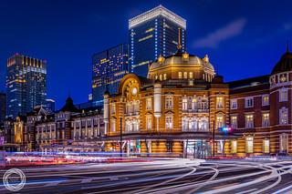 Beyond the Centuries, Tokyo Station