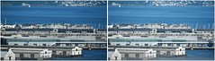 Port Of San Francisco (San Francisco in stereo) Tags: sanfrancisco 3d portofsanfrancisco stereophotograph crossview
