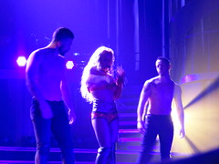 IMG_4309 (grooverman) Tags: show camera trip las vegas vacation canon concert theater spears casino powershot hollywood planet april 13 britney axis 2016 sx710