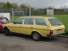 1979 Mercedes-Benz 280 TE (harry_nl) Tags: netherlands utrecht nederland mercedesbenz 2016 280te sidecode6 90pvpf
