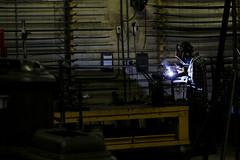 28 (Goshen, Indiana) Tags: iron hamilton metalwork ironwork metalworking goshen ironworking goshenindiana hamiltonironworks hamiltoniron