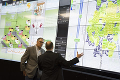 Governor Inslee visit to PNNL's Electricity Infrastructure Operations Center (Pacific Northwest National Laboratory - PNNL) Tags: doe departmentofenergy pnnl pacificnorthwestnationallaboratory eioc electricityinfrastructureoperationscenter governorinslee