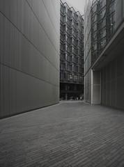 Convergence.                   (Explored 05:05:16 - Thanks) (sisyphus007) Tags: london canon explore modernarchitecture cityoflondon morelondon londonarchitecture modernbuildings kiedyszko michaelkiedyszko 2016michaelkiedyszko