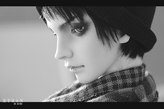 IMG_4833 (Hitsugi-Lou) Tags: boy switch blackwhite doll dolls ethan bjd bjddoll eyeco switchdoll soseo