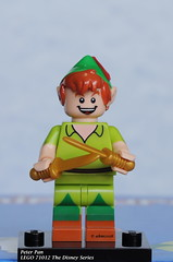 LEGO 71012 The Disney Series Minifigures 01-15 Peter Pan (KatanaZ) Tags: ariel lego stitch buzzlightyear alice alien peterpan disney syndrome mickeymouse minifigs minniemouse aladdin ursula donaldduck cheshirecat mrincredible captainhook maleficent daisyduck minifigures genieofthelamp lego71012 thedisneyseriesminifigures