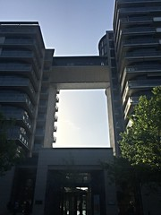 (filcorreia) Tags: architecture walkway glassfloor transport commute