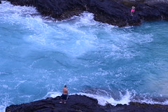 Hiking to Makapu'u Lighthouse (wildukuleleman) Tags: vacation lighthouse hawaii oahu makapuu 2016